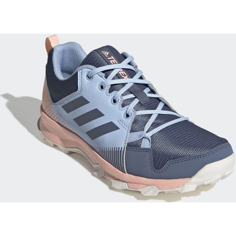 Adidas terrex tracerocker w ACERO / MELON Running en pista