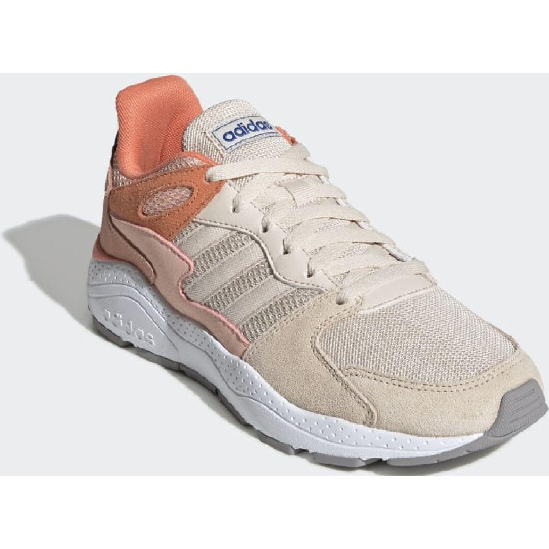 Adidas crazychaos MELON / NARANJA Running en pista