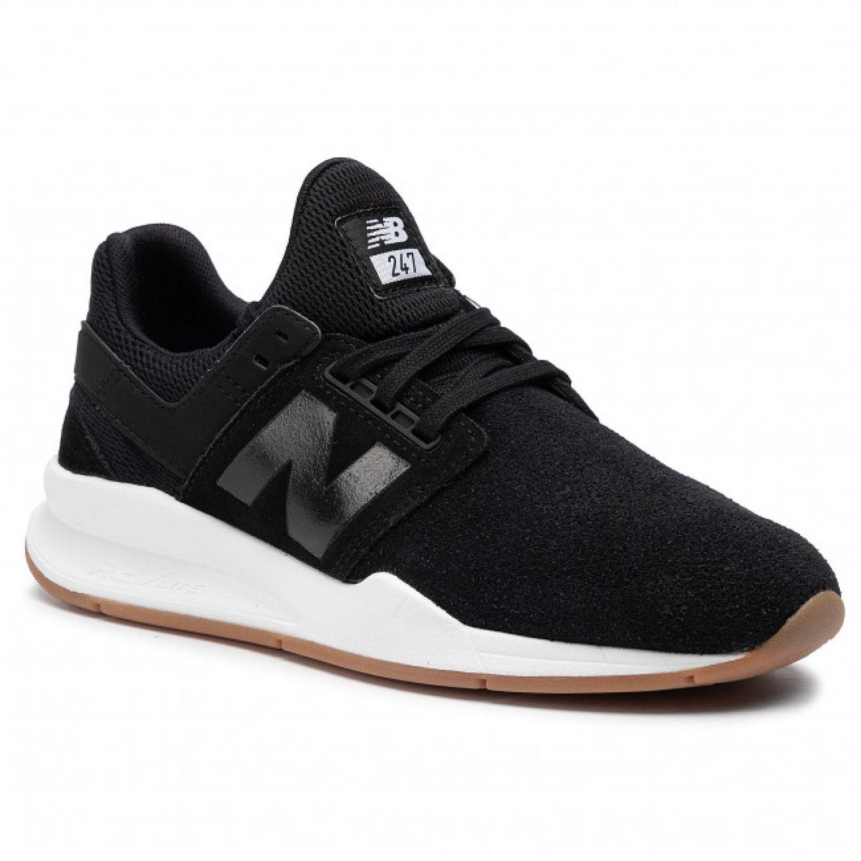 New Balance 247 Negro Walking