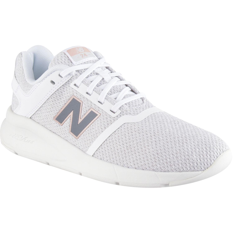 New Balance 24 Blanco Walking