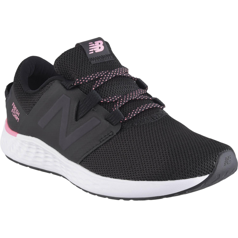 New Balance panam Negro / rosado Running en pista