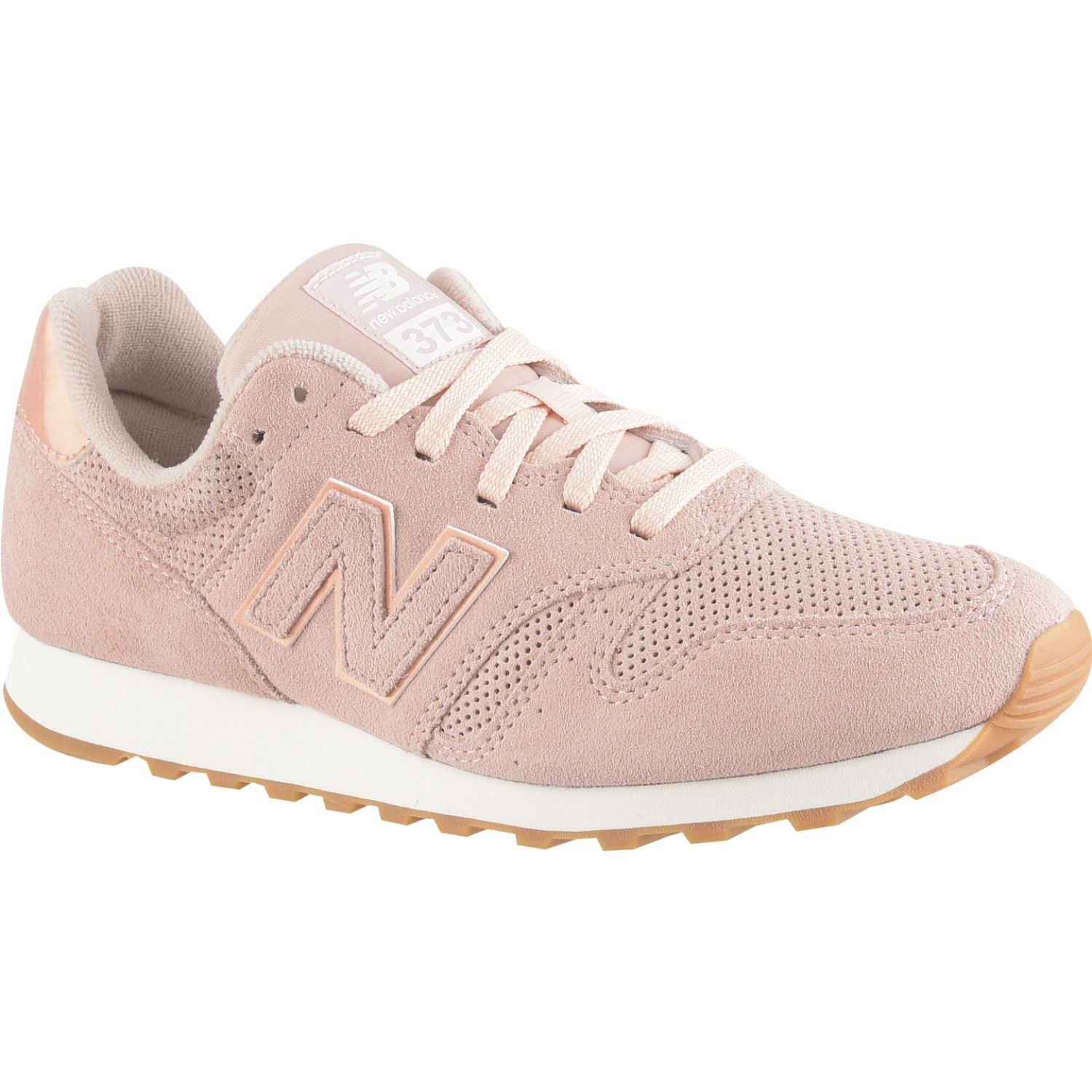 New Balance 373 Rosado Walking