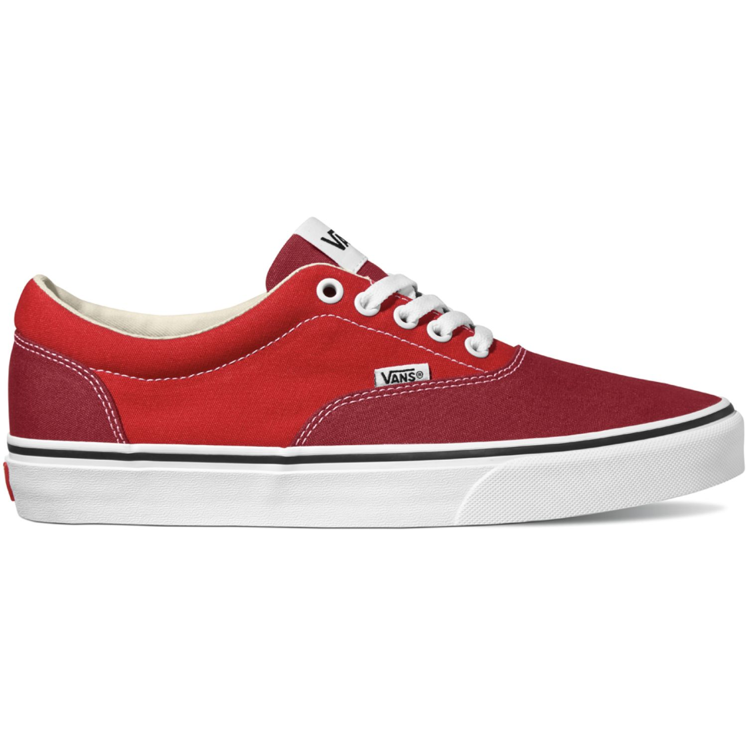 Vans doheny Rojo / blanco Walking