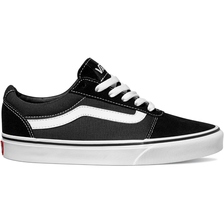 Vans ward Negro / blanco Walking