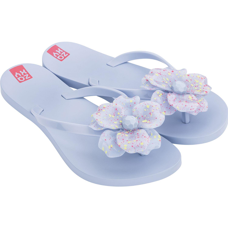 Zaxy splash thong fem Azul Sandalias deportivas y slides