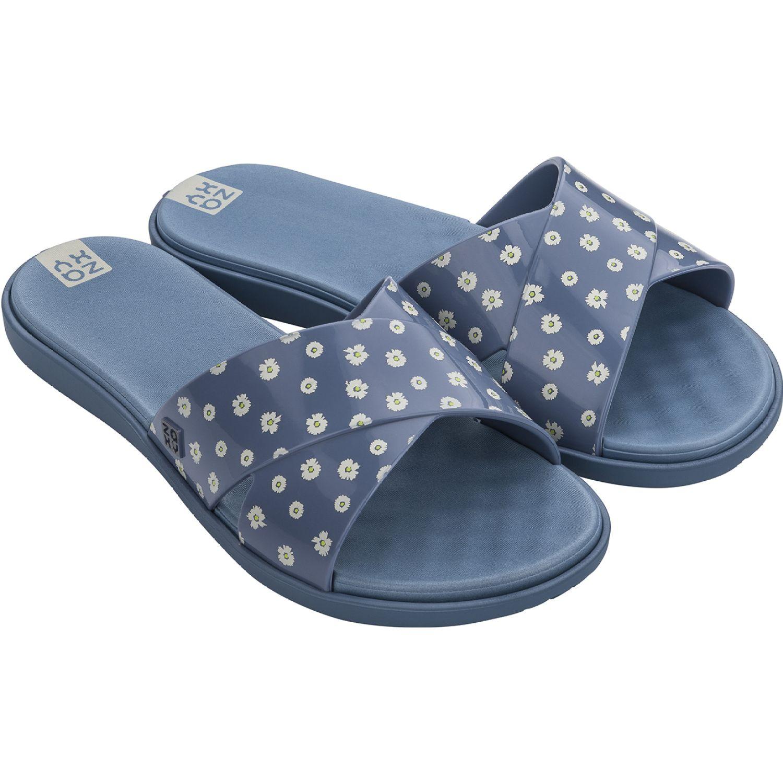 Zaxy soul slide fem Azul Slides