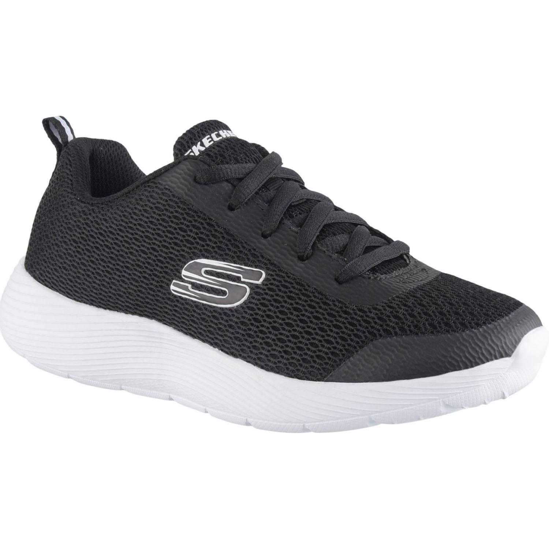 Skechers Dyna-Lite - Speedfleet Negro / blanco Para caminar
