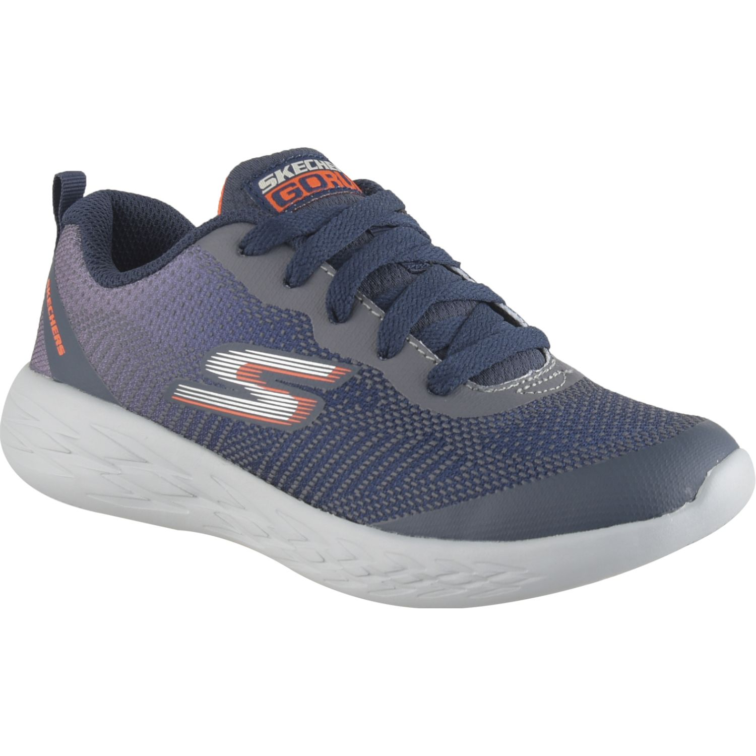 Skechers go run 600 - haddox Navy Walking