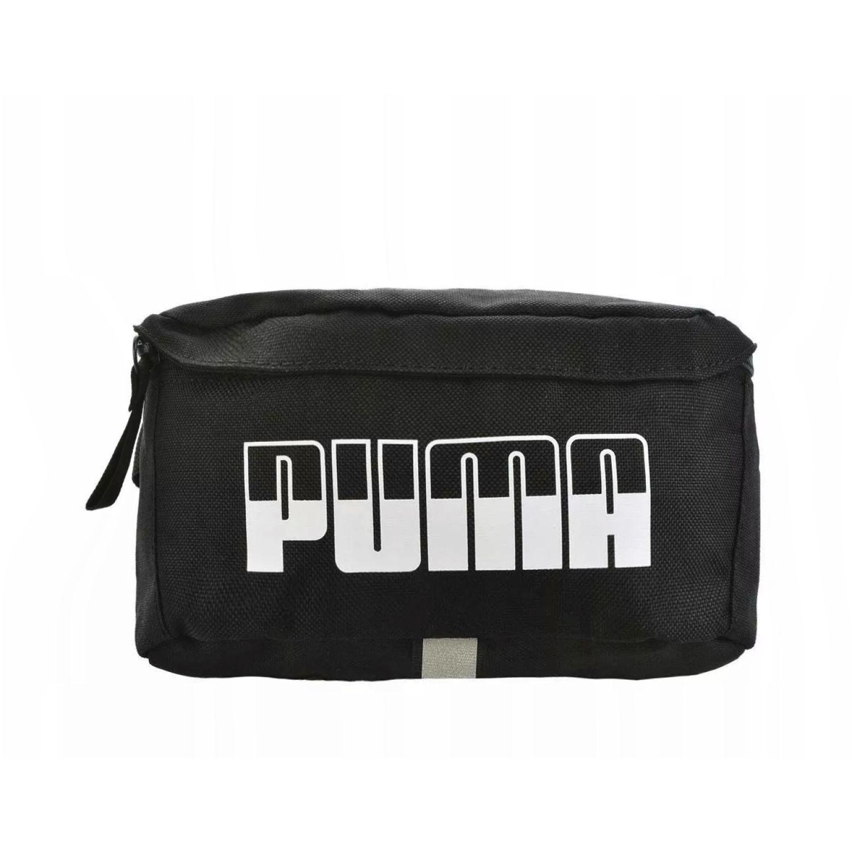 Puma puma plus waist bag ii Negro / blanco Canguros