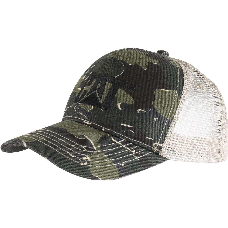 CAT design mark mesh hat Camuflado Gorros de Baseball