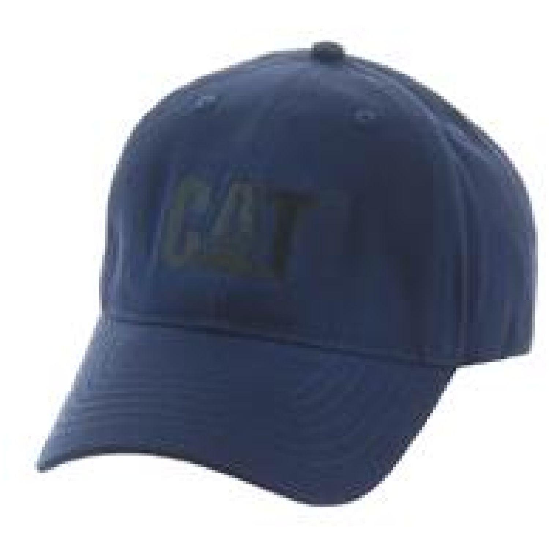 CAT tonal logo hat Azulino Gorros de Baseball