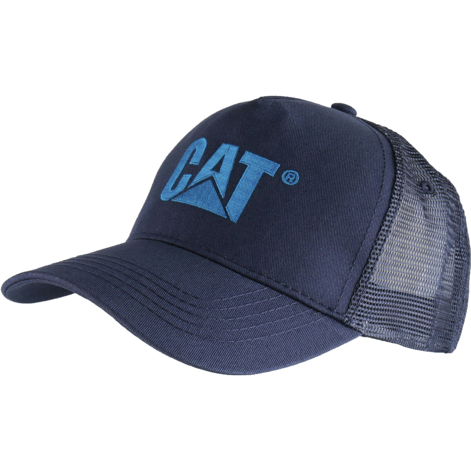 CAT Design Mark Mesh Hat Azul Gorros de Baseball