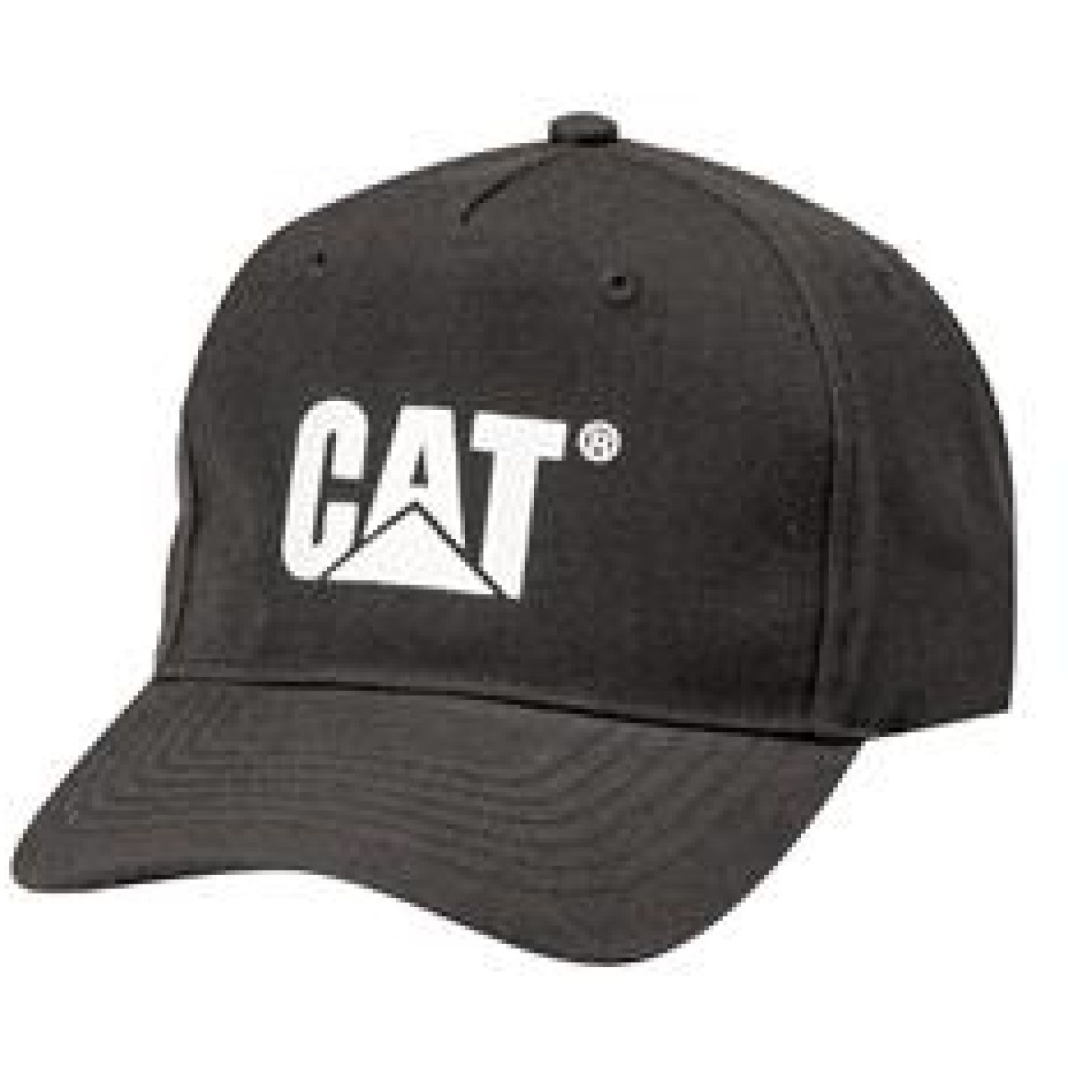 CAT fitted cat hat Negro Gorros de Baseball