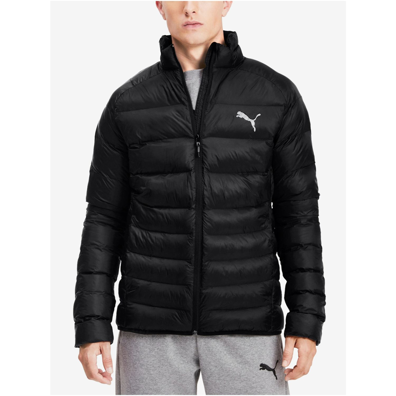Puma warmcell ultralight jacket Negro Plumas y alternos