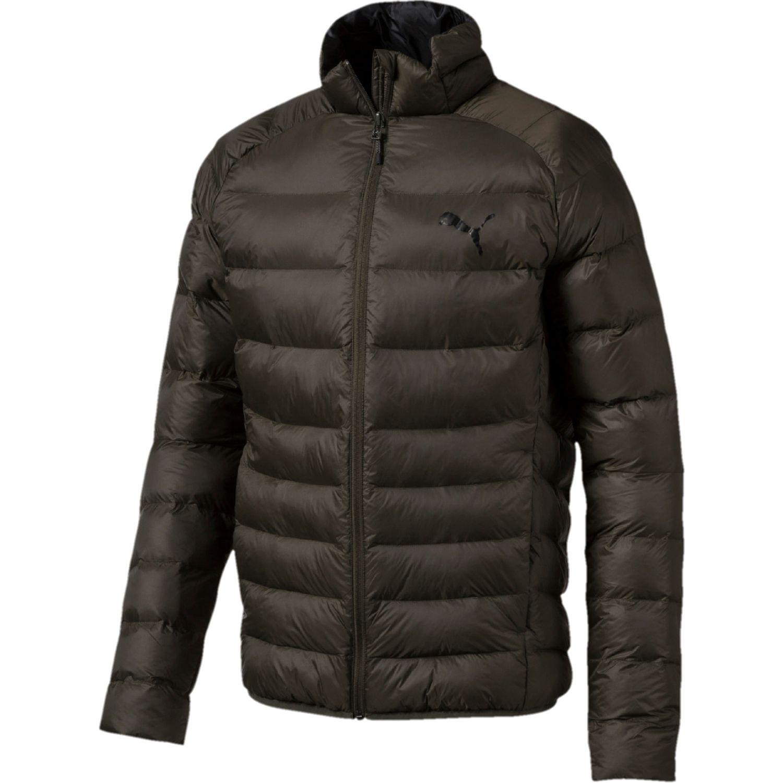 Puma warmcell ultralight jacket Olivo Plumas y alternos