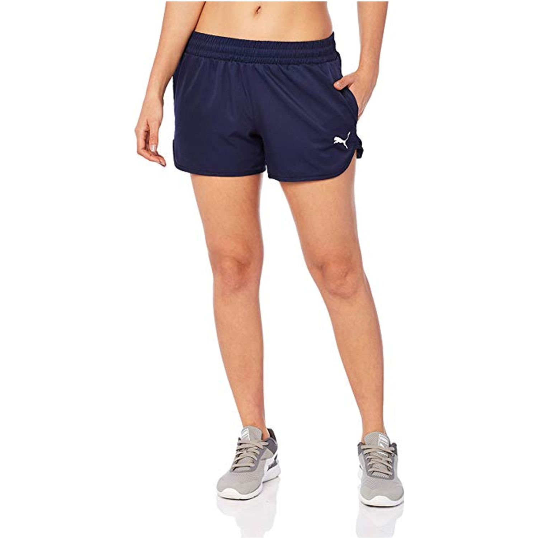 Puma Active Woven Shorts Azul / blanco Shorts deportivos