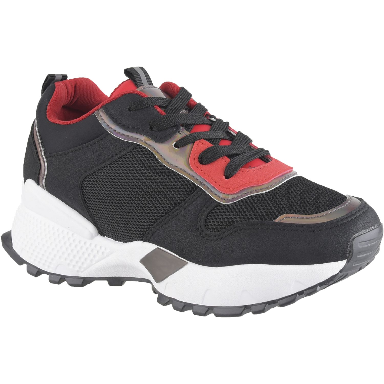 Platanitos Z 107 Negro Zapatillas de moda