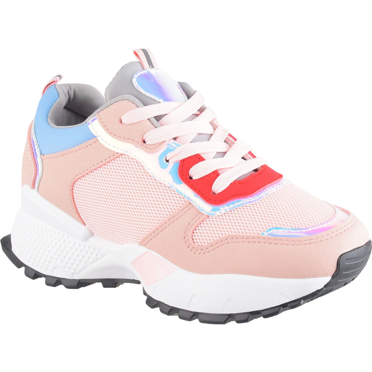 Platanitos z 107 Rosado Zapatillas Fashion