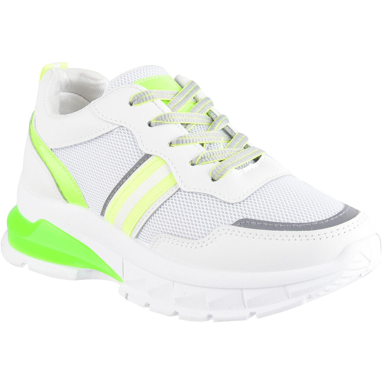 Platanitos Z 622 Verde Zapatillas de moda