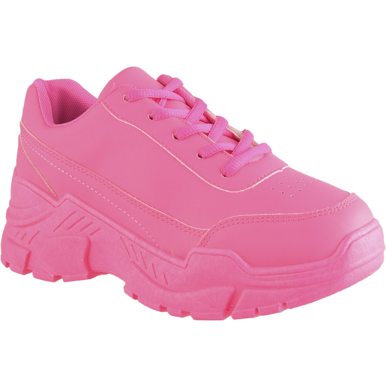 Platanitos Z 1071 Fucsia Zapatillas Fashion
