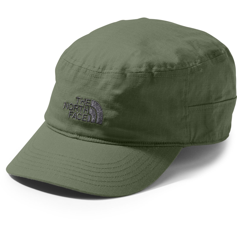 The North Face logo military hat Verde Gorros de Baseball