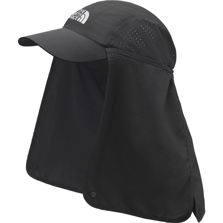 The North Face sun shield ball cap Negro Gorros de Baseball