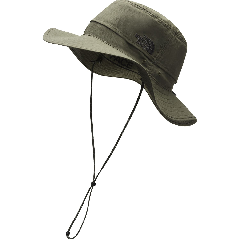 The North Face horizon breeze brimmer hat Verde Sombreros de Sol