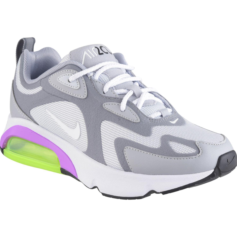 Nike w air max 200 Gris / plomo Walking
