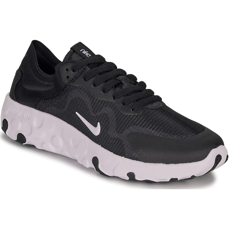 Nike wmns nike explore lucent Negro / blanco Walking