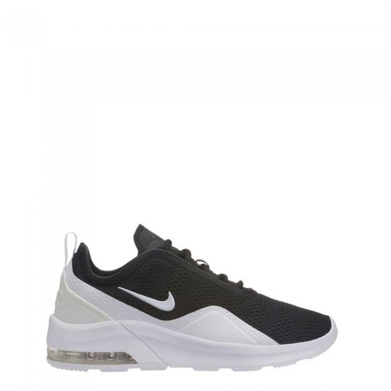 Nike wmns nike air max motion 2 Blanco / negro Running en pista