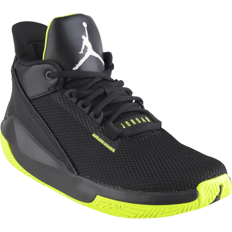 Nike JORDAN 2X3 Negro / verde Hombres | platanitos.com