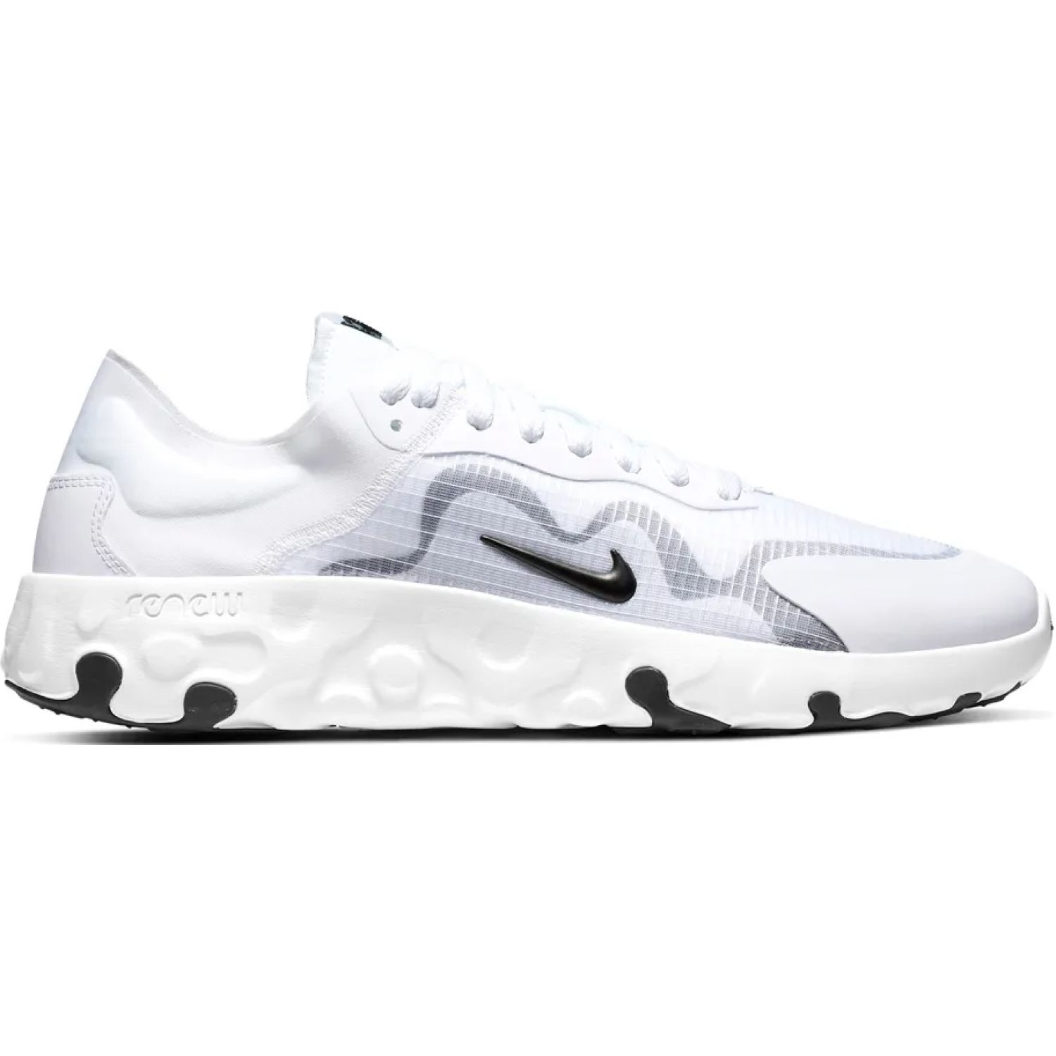 Nike nike explore lucent Blanco / gris Walking