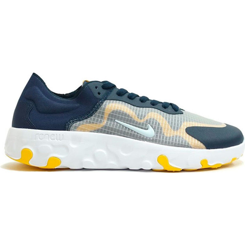 Nike nike explore lucent Navy / Gris Walking