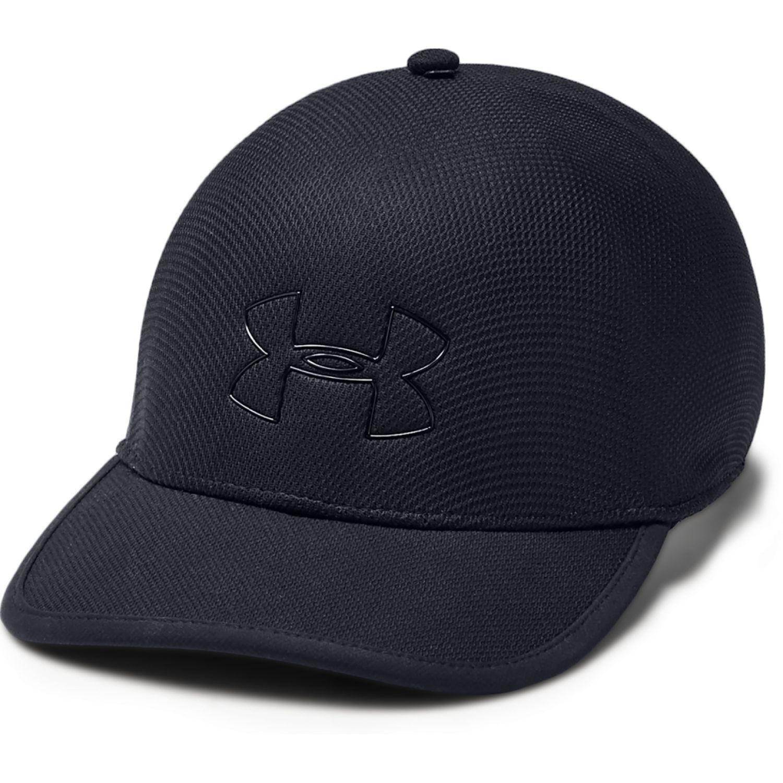 Under Armour men's speedform blitzing cap-blk Negro Gorros de Baseball