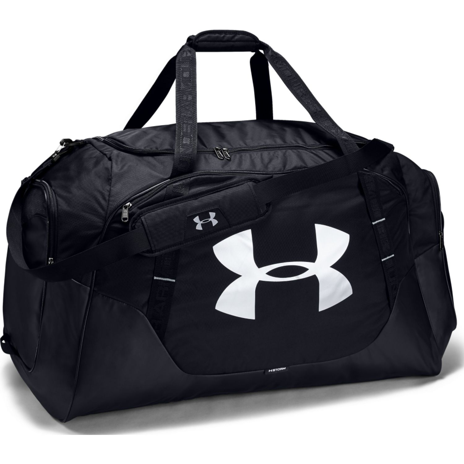 Under Armour ua undeniable duffle 3.0 xl Negro Bolsos de gimnasio