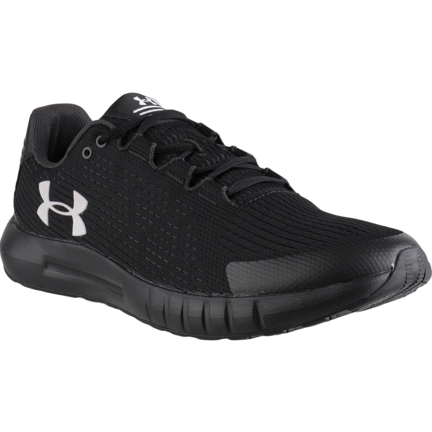 Under Armour Ua Micro G Pursuit Se Negro / blanco Calzado de correr
