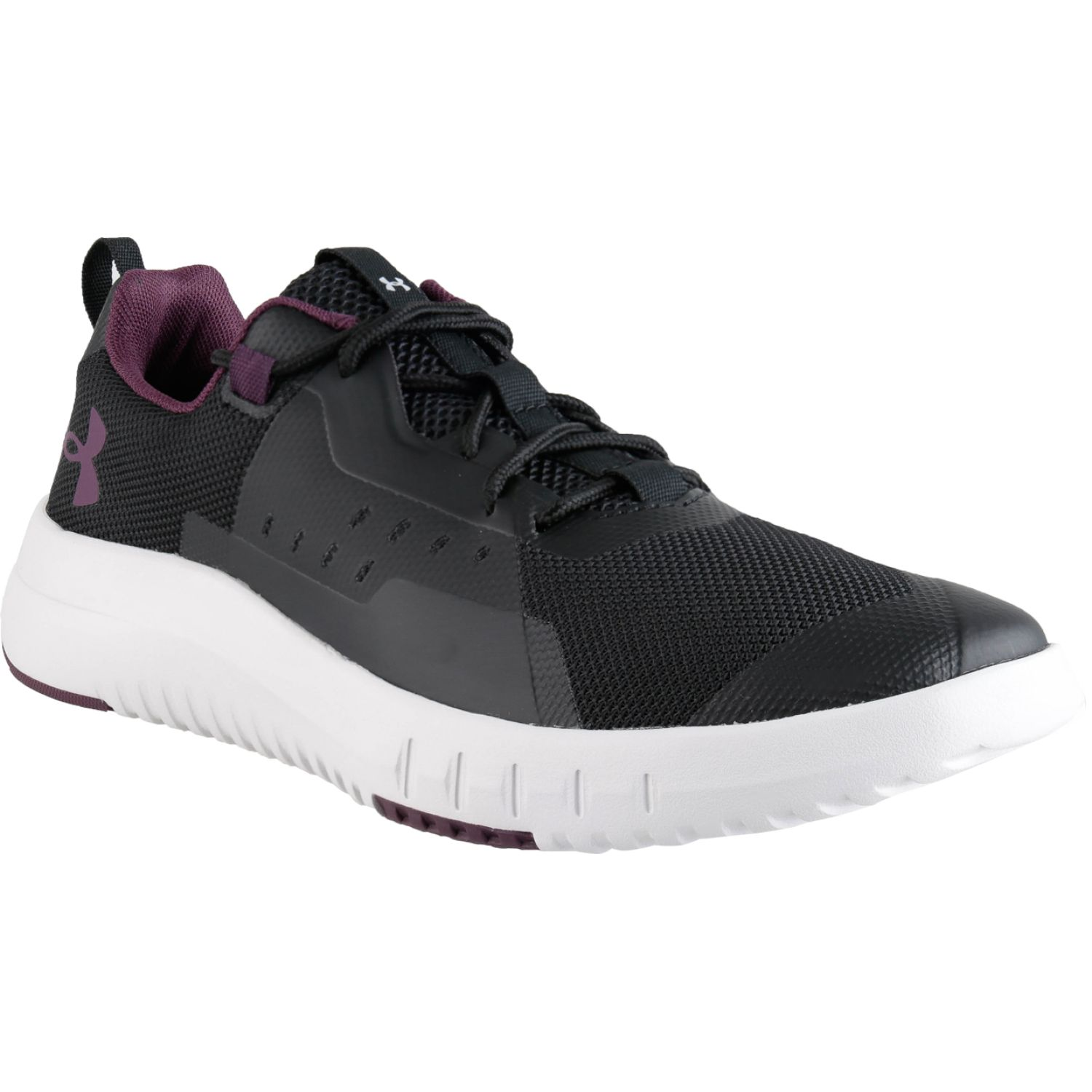 Under Armour UA TR96 Negro / blanco Hombres