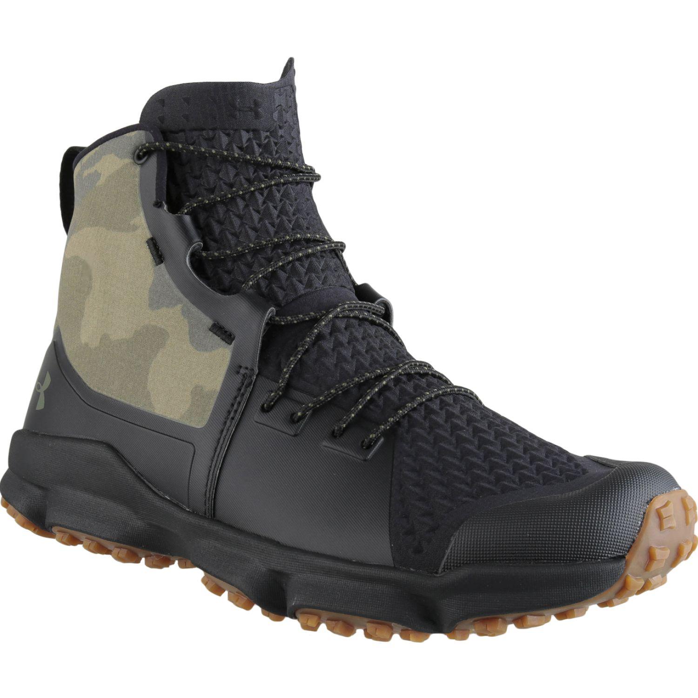 Under Armour ua speedfit 2.0 Negro / verde Calzado hiking