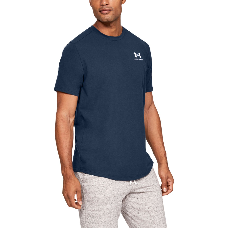 Under Armour sportstyle essential tee Navy Camisetas y Polos Deportivos