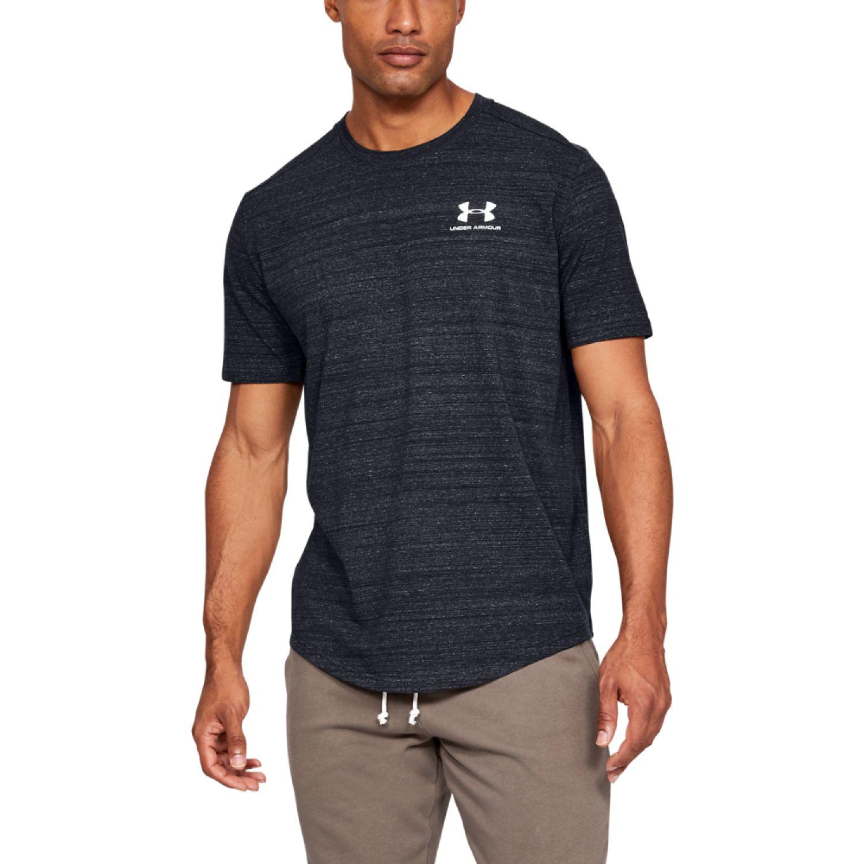 Under Armour sportstyle essential tee Plomo Camisetas y Polos Deportivos
