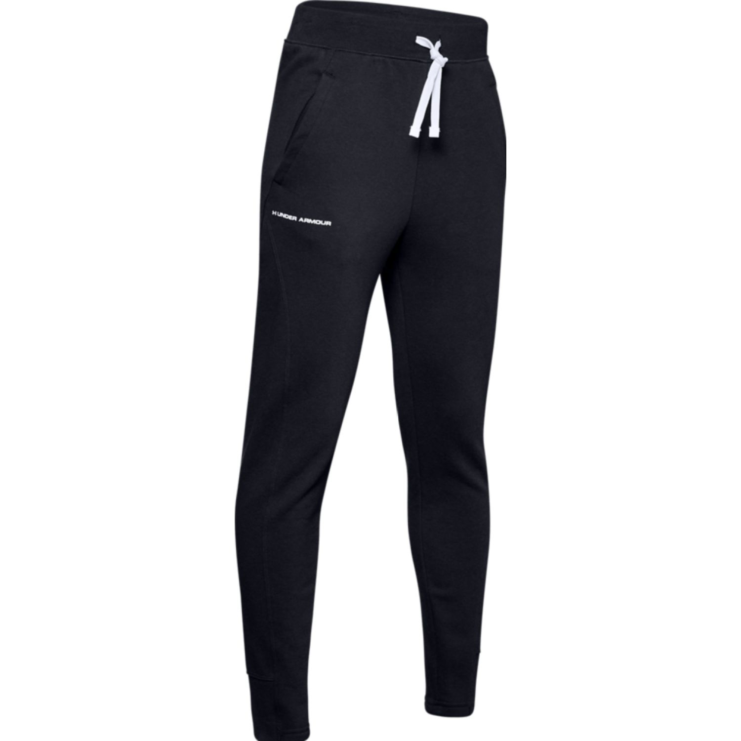 Under Armour Rival Jogger Negro Pantalones