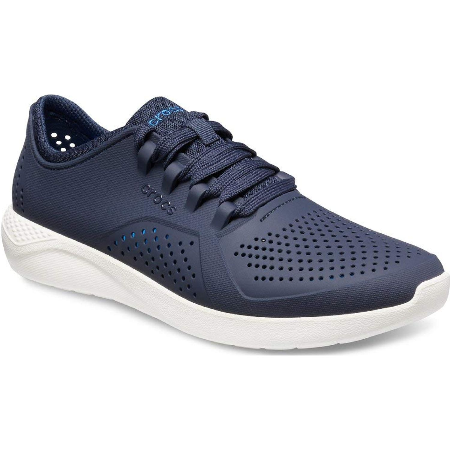 CROCS Men's LiteRide Pacer Navy / Blanco Zapatillas Fashion