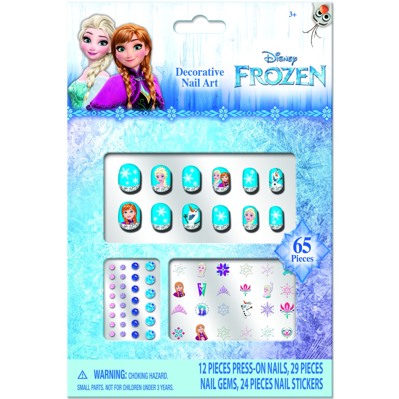 Frozen set de uÑas - disney frozen Varios Kits de decoración