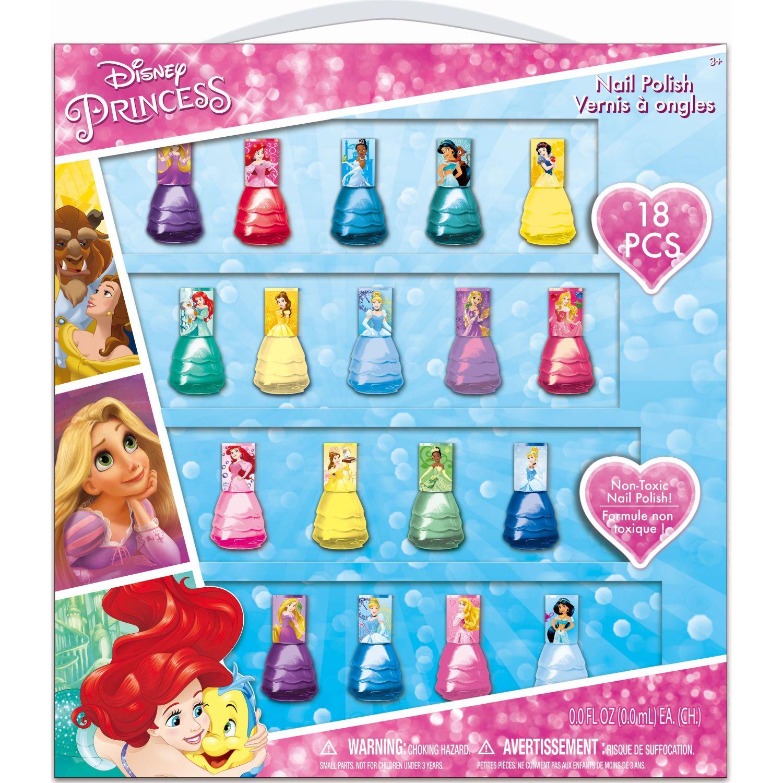 Princesas packx18 set esmalt uÑa disneyprinces Varios Esmalte de uñas