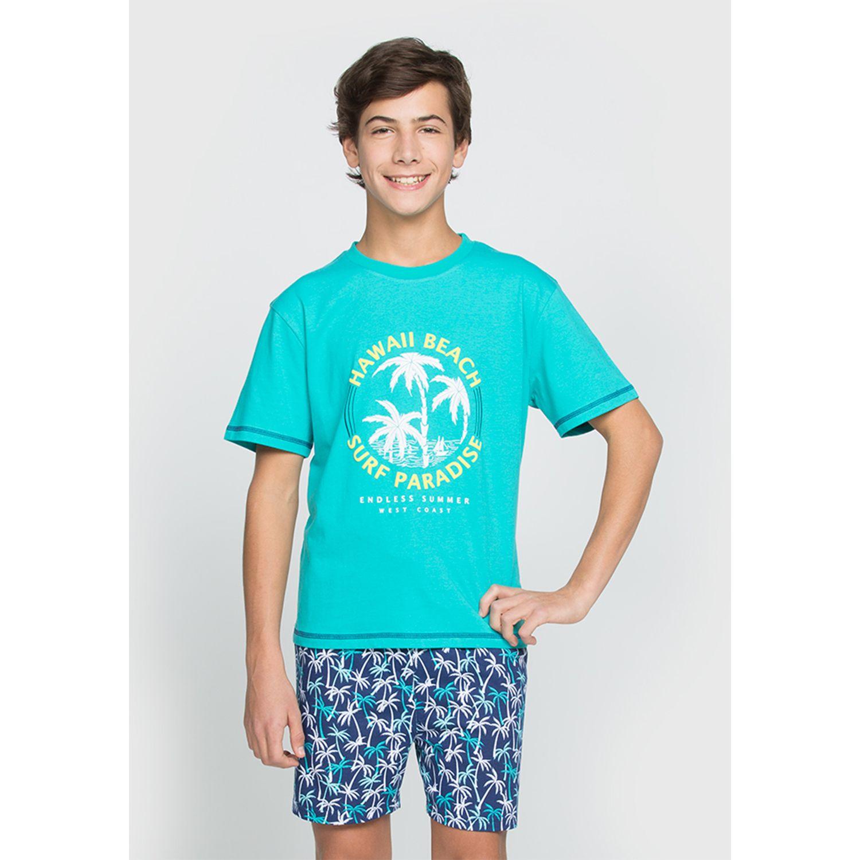Kayser 76.611 Verde Sets de Pijama
