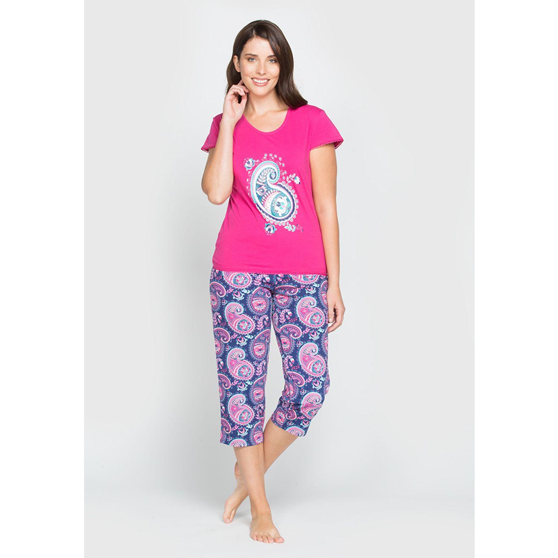 Kayser 70.749 Fucsia Pijamas y Camisetas de Dormir