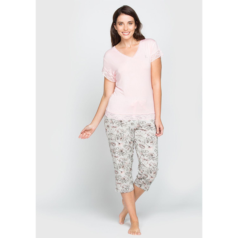 Kayser 70.748 Rosa Pijamas y Camisetas de Dormir