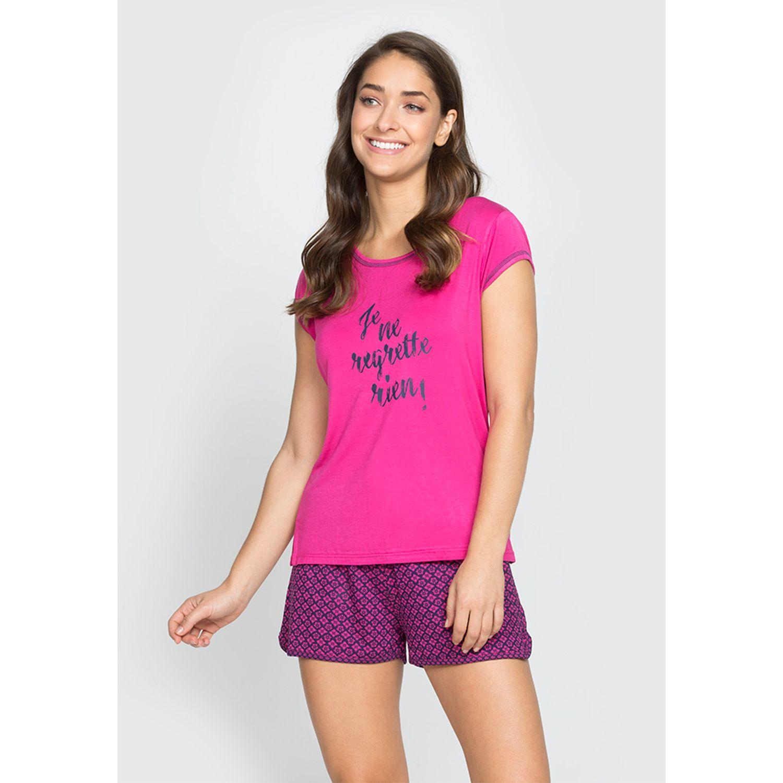 Kayser 70.753 Fucsia Pijamas y Camisetas de Dormir