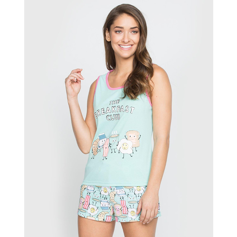 Kayser 70.761 Turquesa Pijamas y Camisetas de Dormir