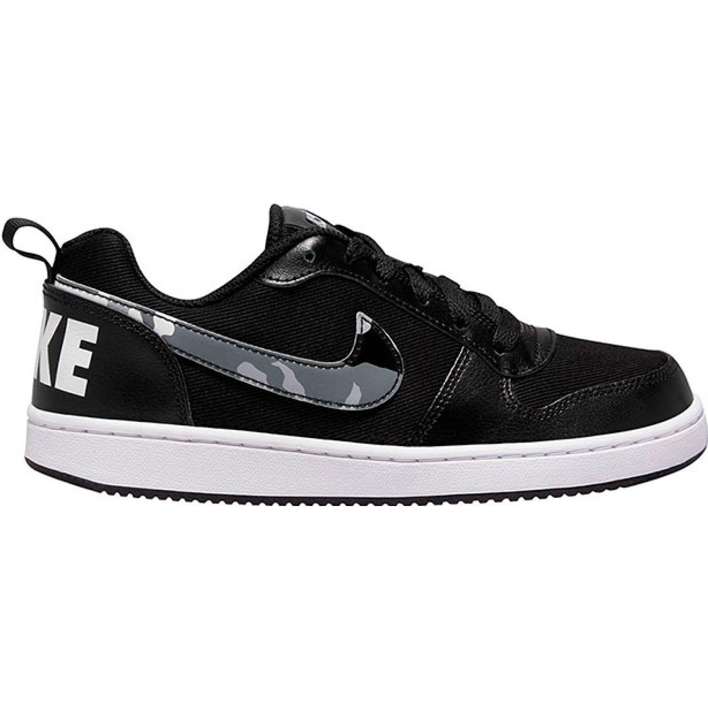 Nike court borough low camo bg Negro / Camuflado Walking